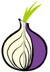 Tor browser onion logo